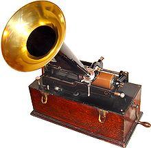Resultado de imagen para fonografo