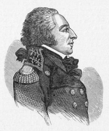 English: Engraving of Edmond-Charles Genêt (so...