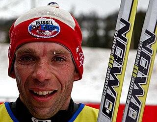 Eduard Khrennikov Russian ski orienteer