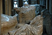 Effigy in Gloucester Cathedral