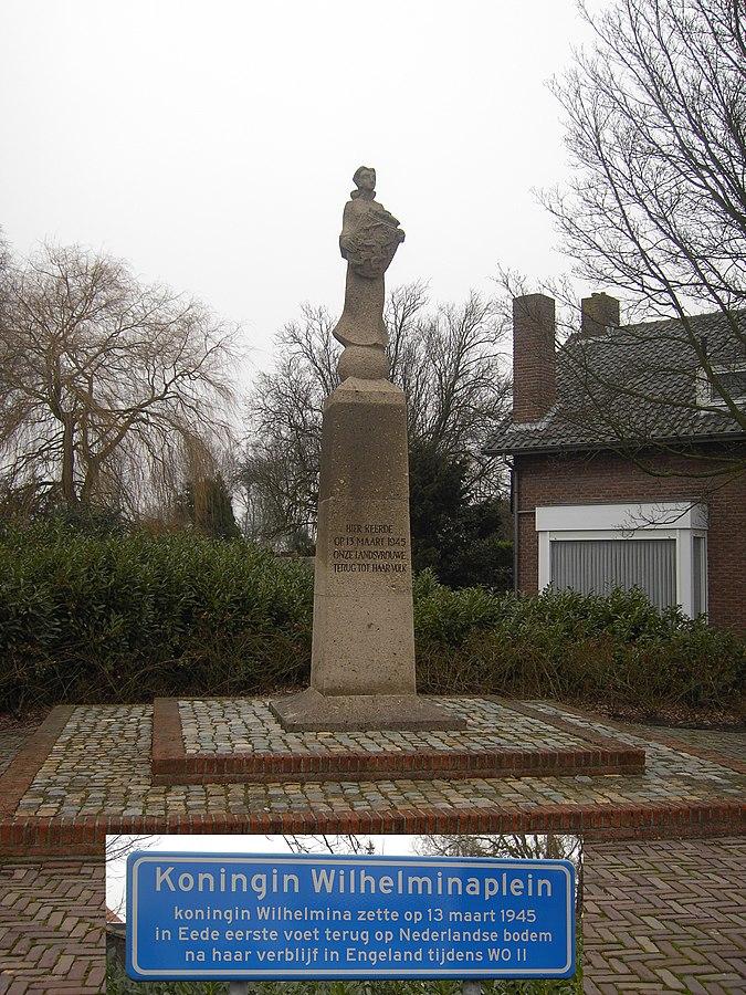 Nationaal Monument 'De Nederlandse Maagd'