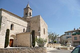 Saint-Just-dArdèche Commune in Auvergne-Rhône-Alpes, France
