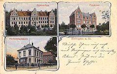 Johann Vanotti Gymnasium Ehingen
