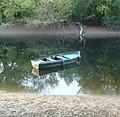 Einsames Boot im Waldpark auf der Reißinsel - panoramio.jpg