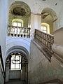 Előszállás kastély lépcsőház.jpg