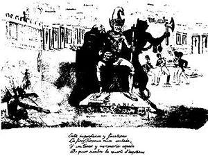 El Iris - Image: El Iris La Tiranía 1826