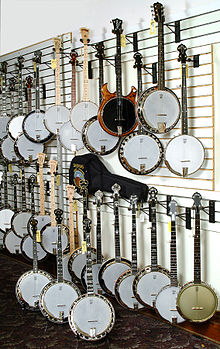 Banjo Instrument Wikipedia