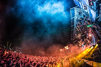 Electronic dance music - Image: Electric Love 2013