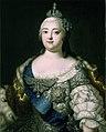 Elizabeth of Russia after Antropov (after 1753, Hillwood museum).jpg