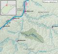 Elk Fork (Point Pleasant Creek) map.png