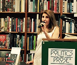Ella Leya presents her debut novel The Orphan Sky at Politics and Prose in Washington, DC.jpg