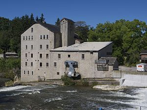 Centre Wellington - The Elora Mill, a hotel for some years but closed since 2010, will reopen in 2018