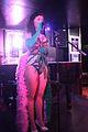 Elsie Diamond in a cabaret show, Edinburgh Free Fringe.jpg