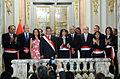 Embajador Gonzalo Gutiérrez Reinel juró como nuevo Ministro de Relaciones Exteriores (14474339056).jpg