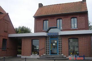 Émerchicourt Commune in Hauts-de-France, France