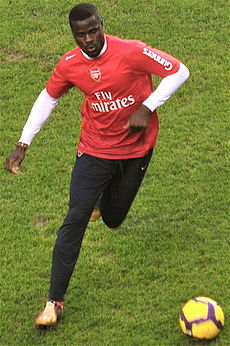 Emmanuel Eboue Arsenal