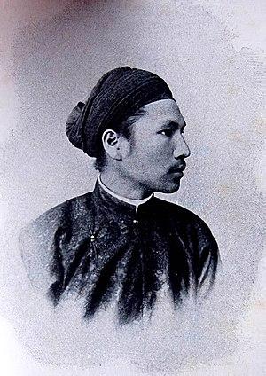Hàm Nghi - Emperor Ham Nghi
