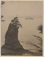 Empress of Australia passing Siwash Rock, Vancouver, British Columbia (HS85-10-41623) original.tif