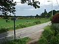End of Fungle path from Tarfside - geograph.org.uk - 832039.jpg