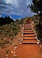 Endless Stairway, Las Golondrinas New Mexico.jpg