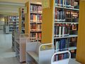 EnggLib Shelves and Books.JPG