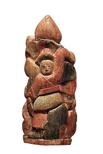 Kkoktu - Figure of an Entertainer (here, a female dancer)