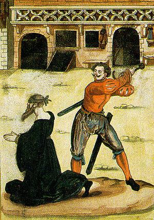 Johann Sylvan - The Execution of Johann Sylvan
