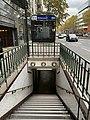 Entrée Station Métro Billancourt Boulogne Billancourt 7.jpg