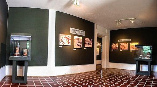 Entrada del Museo Dentro del Tazumal Chalchuapa Places to Visit in El Salvador