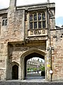 Entrance to Vicar's Close - geograph.org.uk - 2559380.jpg