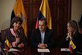 Entrega por parte de Colombia del Instrumento de Ratificación del Tratado Constitutivo de la UNASUR a Ecuador. (6512965247).jpg