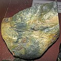 Ephrite jade ventifact (Precambrian; Granite Mountains, Wyoming, USA) 5 (24664738236).jpg