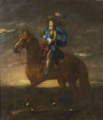 Equestrian portrait of a member of the Savoia family.png