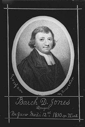 David Jones (Baptist minister) - David Jones