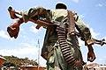 Eringeti, territoire de Beni, Nord Kivu, RD Congo. 5 décembre 2014 - Un militaire des Forces armées de la République démocratique du Congo (FARDC). (16514912580).jpg