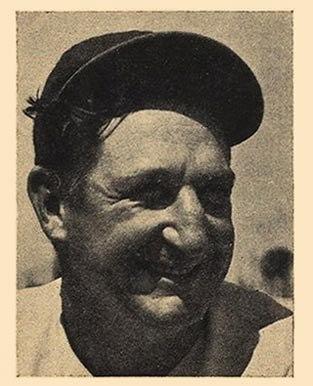Ernie Lombardi Reds