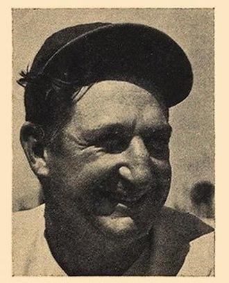 Ernie Lombardi - Image: Ernie Lombardi Reds