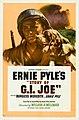 Ernie Pyle's 'Story of G.I. Joe' (1945 poster).jpg