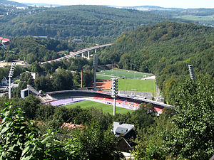 Sparkassen-Erzgebirgsstadion - Image: Erzgebirgsstadion 2