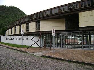 Alberto da Veiga Guignard - The Escola Guignard (in Belo Horizonte), named after him