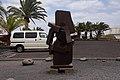 Escultura del Homo Claos por Juan Antonio Giraldo 01.jpg