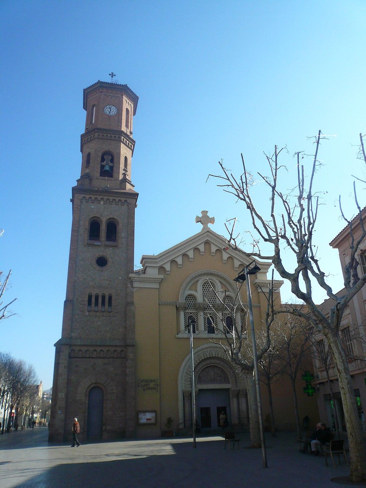 Cattedrale di san lorenzo sant feliu de llobregat - Temperatura sant feliu de llobregat ...