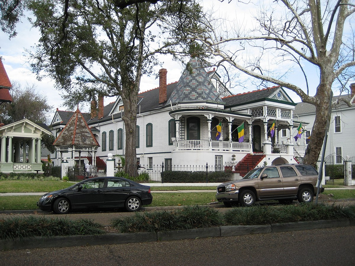 7th Ward Of New Orleans Wikipedia