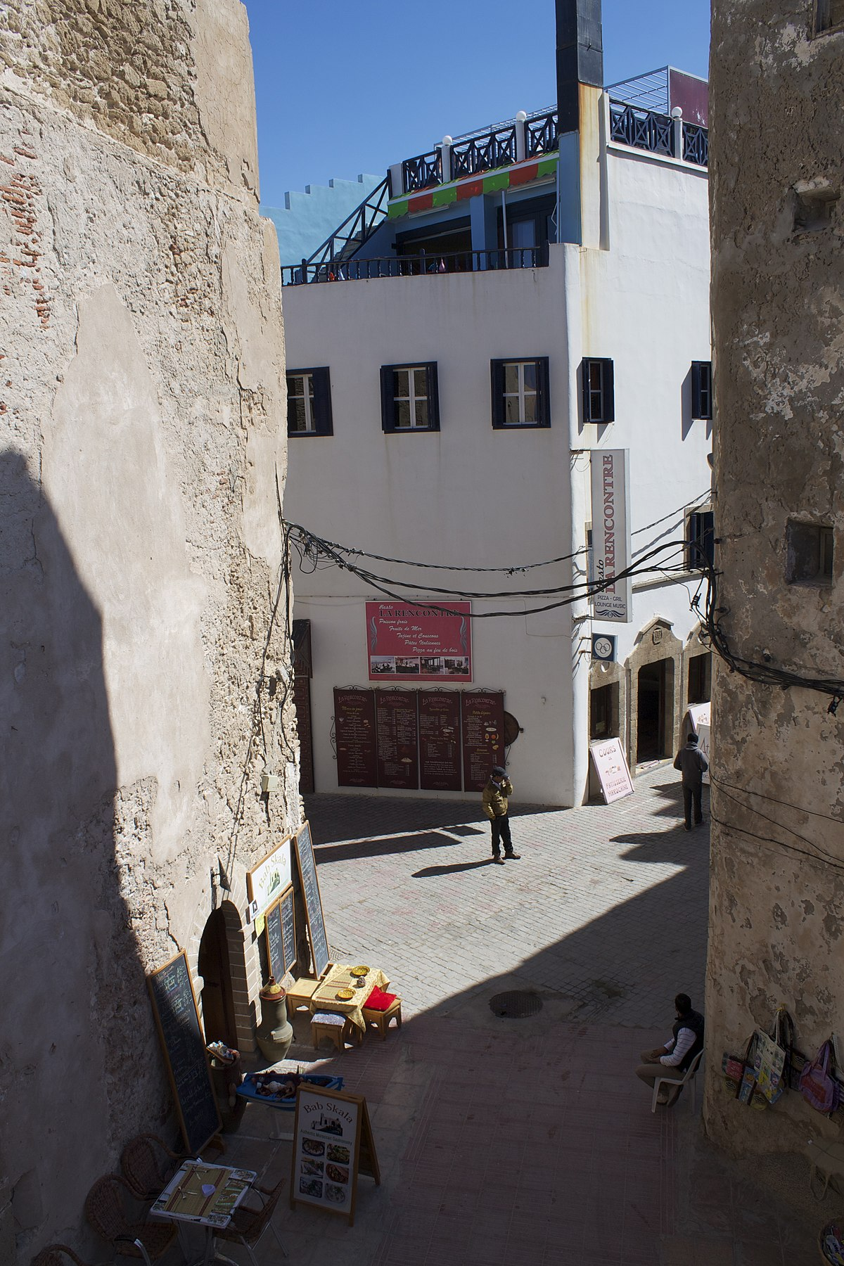 Rencontres à Essaouira
