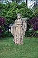 Estatua de Iberia Jardines de las Delicias.JPG