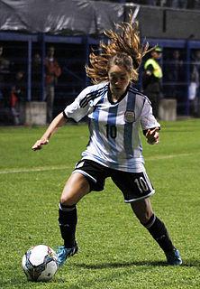 Estefanía Banini Argentine footballer