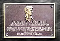 Eugene ONeill birthplace plaque NYC.jpg
