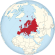 Europe on the globe (red).svg