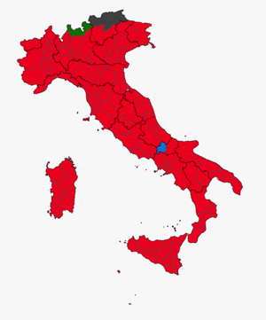 European Parliament election, 2014 (Italy) - Image: European Election 2014 Italy