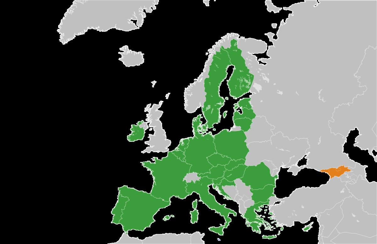 Страны члены евроконтроля